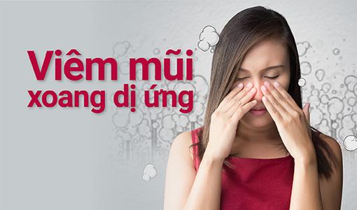Viêm mũi xoang dị ứng: Dấu hiệu, chẩn đoán và dự phòng