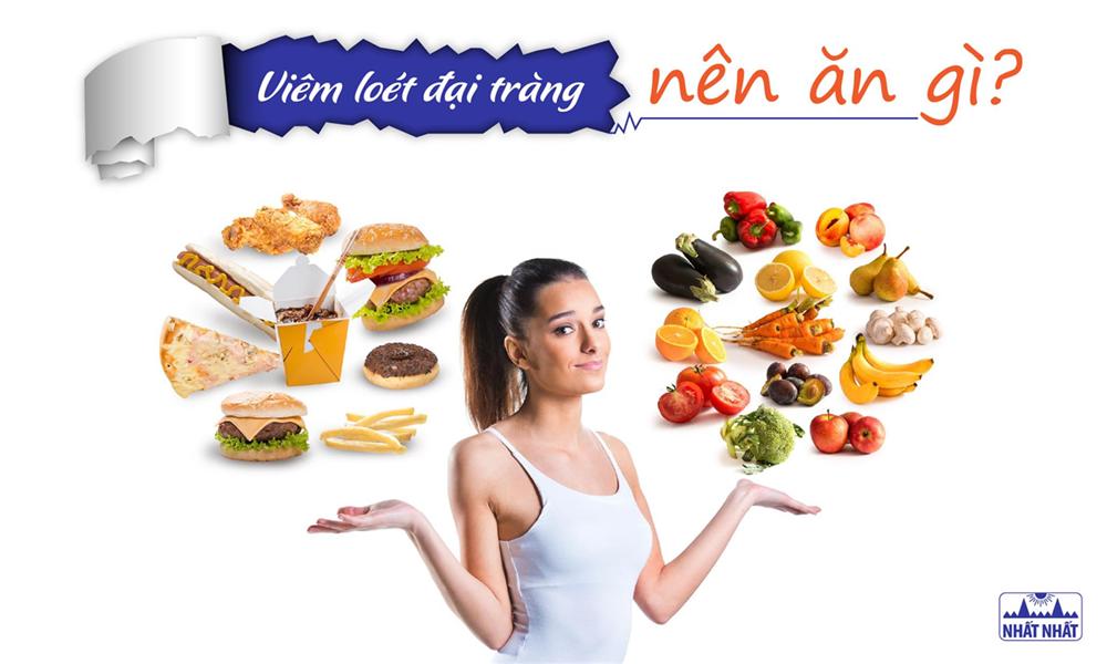 7 Loại thực phẩm nên ăn khi bị viêm loét đại tràng