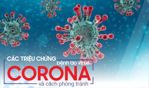 Các triệu chứng bệnh do virus corona và cách phòng tránh