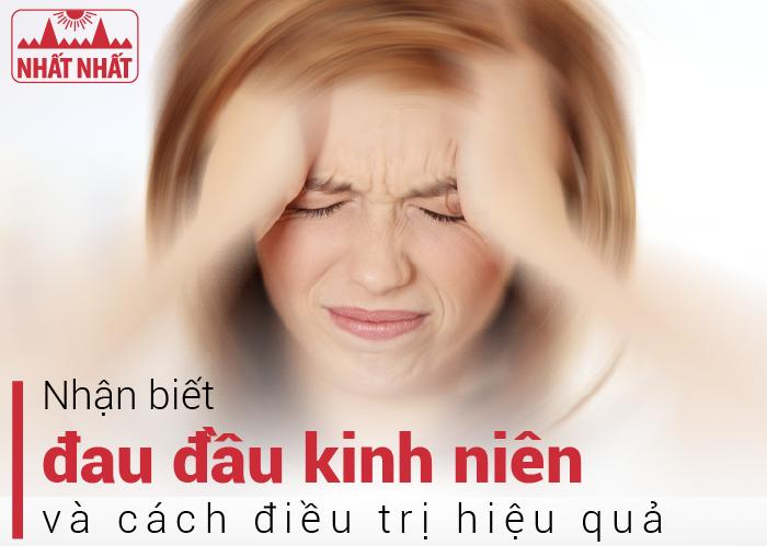 Nhận biết loại bệnh đau đầu kinh niên và cách điều trị hiệu quả