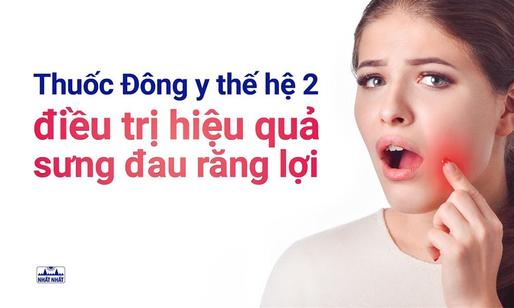 THUỐC ĐÔNG Y THẾ HỆ 2 KACHITA: Điều trị hiệu quả đau răng sưng lợi, chảy máu chân răng, hôi miệng