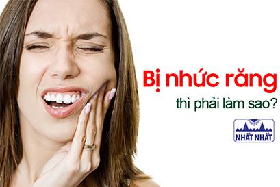 Giải đáp thắc mắc thường gặp bị nhức răng thì phải làm sao để giảm ê buốt?