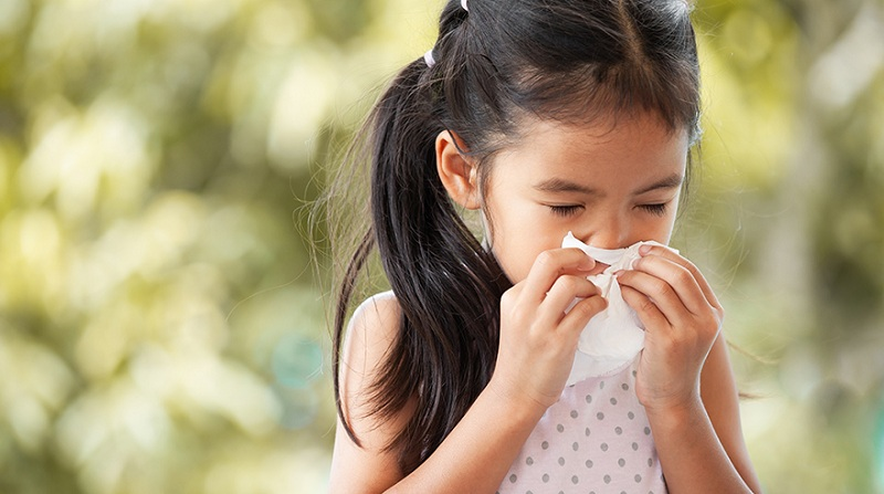 Cách đơn giản giúp thoát khỏi viêm mũi mãn tính ở trẻ em