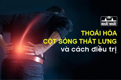 Thoái hóa cột sống thắt lưng: Nguyên nhân, triệu chứng và cách điều trị