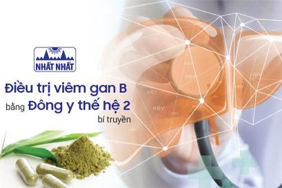 Tại sao nên điều trị viêm gan B bằng thuốc Đông y thế hệ 2 bí truyền?