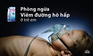 Top 5 cách phòng tránh bệnh viêm đường hô hấp ở trẻ