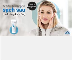 Tuyệt chiêu dùng sữa rửa mặt cho da nhạy cảm sạch sâu mà không kích ứng
