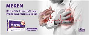 Đau thắt ngực - Tiền thân nhồi máu cơ tim