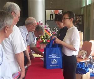 Nhất Nhất đồng hành cùng Lễ kỷ niệm 20 năm Hội Người cao tuổi Việt Nam