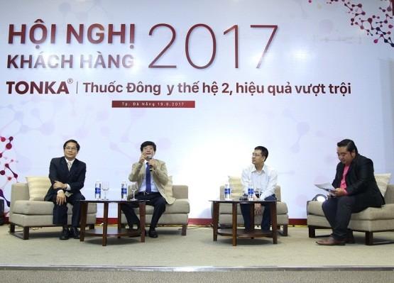 Dược phẩm Nhất Nhất tổ chức Hội nghị khách hàng 2017