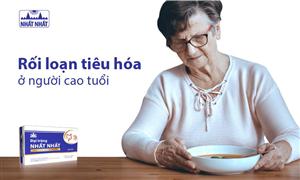 Rối loạn tiêu hóa ở người lớn tuổi - Vấn đề không của riêng ai