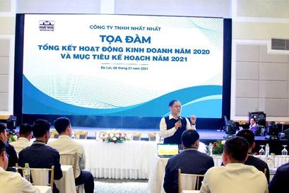 Tọa đàm Tổng kết hoạt động kinh doanh năm 2020 và Mục tiêu kế hoạch năm 2021
