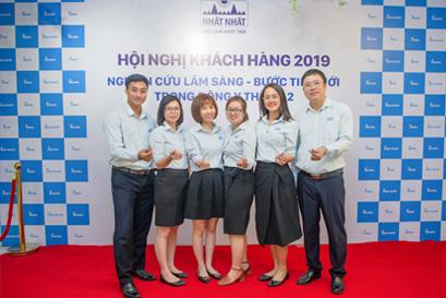 Hội nghị khách hàng Nhất Nhất 2019 tại Nam Định ngày 08/5