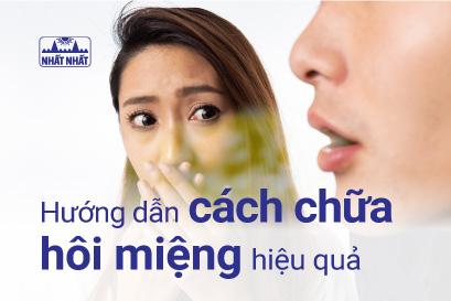 Hướng dẫn cách chữa hôi miệng hiệu quả để tự tin giao tiếp