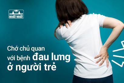 Chớ chủ quan với bệnh đau lưng ở người trẻ kẻo ôm hận cả đời