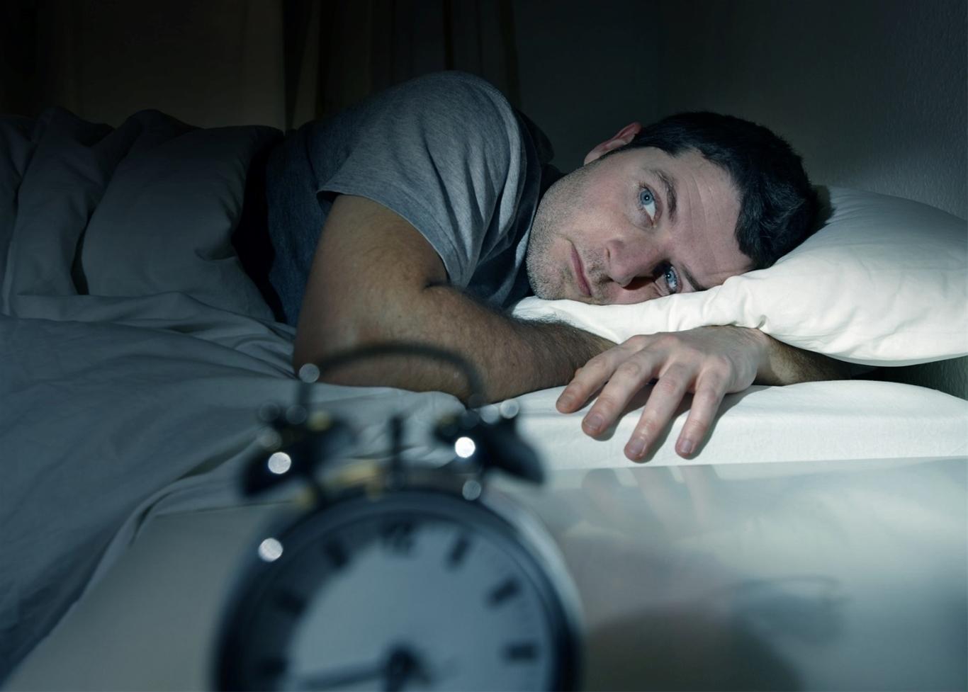mất ngủ mạn tính