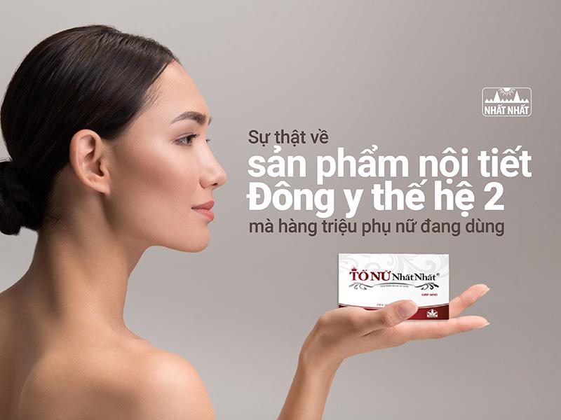 Sự thật về sản phẩm nội tiết Đông y thế hệ 2 mà hàng triệu phụ nữ đang dùng