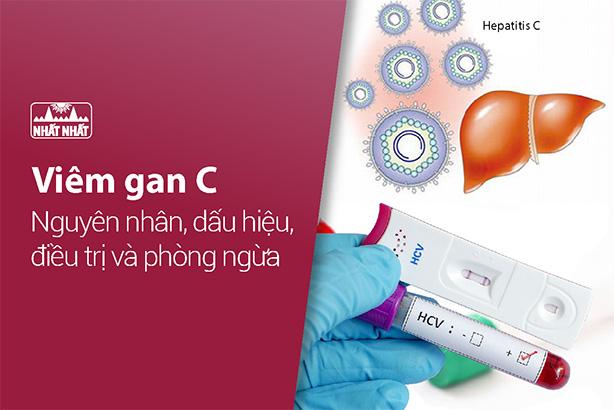 Viêm gan C – Nguyên nhân, dấu hiệu, điều trị và phòng ngừa