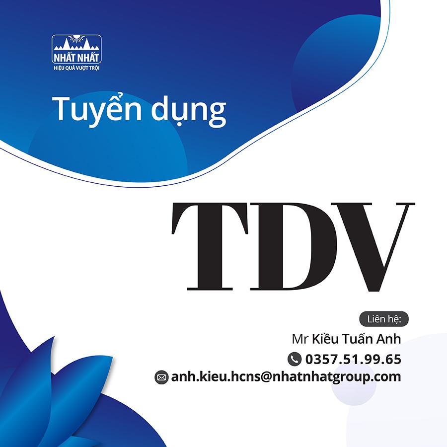 Tuyển dụng Trình dược viên OTC Hà Nội