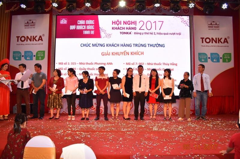 Hội nghị khách hàng tại Bình Định