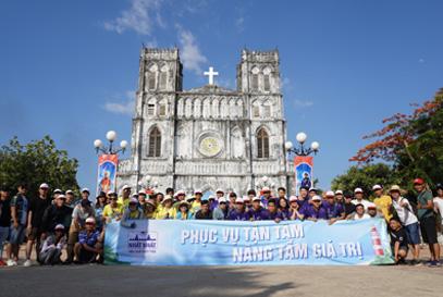 Team Building 2019 Phú Yên - Phục vụ tận tâm, Nâng tầm giá trị