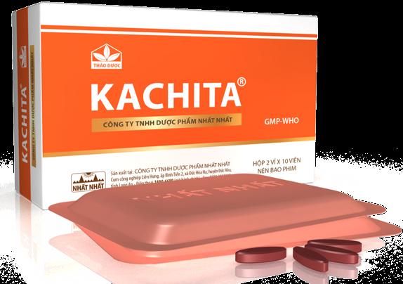 kachita- đau rát họng