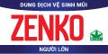 Dung dịch vệ sinh mũi Zenko người lớn - chân trang